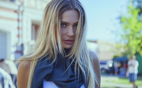 Picture look, pose, actress, hairstyle, hair, Natalia Rudova