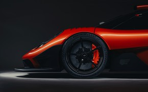 Picture coupe, wheel, disk, V12, GMA, Gordon Murray Automotive, T.50s Niki Lauda
