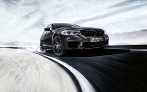 Picture turn, BMW, sedan, BMW M5, M5, F90, 2019, Edition 35 Years