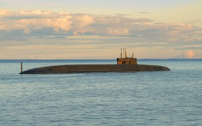 Picture submarine, Prince Vladimir, Борей-А