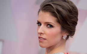 Picture look, face, portrait, actress, singer, hair, Anna Kendrick, Anna Kendrick