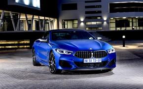 Picture BMW, Cabrio, 8-Series, 2019, M850i, XDrive