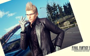 Picture photo, guy, Final Fantasy XV