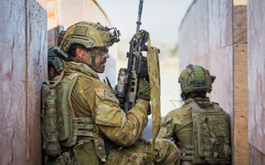 Wallpaper army, soldiers, Australian Army