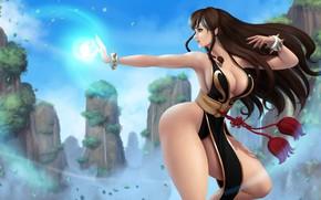 Picture Girl, Sexy, Art, Street Fighter, Chun-Li, Characters, Game Art, Iury Padilha, Street Fighter: Chun-Li