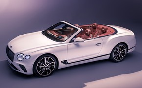 Picture Bentley, Continental GT, Convertible, Bentley Continental GT, Bentley Continental GT Convertible 2019