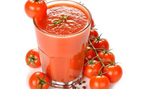 Picture juice, juice, tomatoes, spices, tomatoes