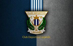 Picture wallpaper, sport, logo, football, La Liga, Leganes