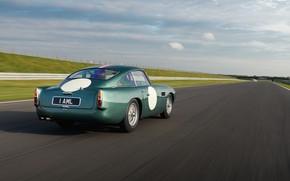 Picture Aston Martin, Speed, Track, Classic, 2018, Classic car, 1958, DB4, Sports car, Aston Martin DB4 …