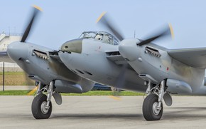 Picture Screw, The rise, RAF, The Second World War, Night fighter, Chassis, Mosquito, de Havilland Aircraft …