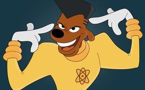 Picture disney, Goofy movie, Powerline