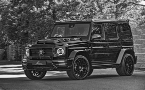 Picture black, Mercedes-Benz, SUV, G-Class, Lumma Design, 2019, CLR G770