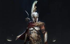 Picture game, Ubisoft, Assassin's Creed, Odyssey, Assassin's Creed Odyssey, Alexios, pegasus armour
