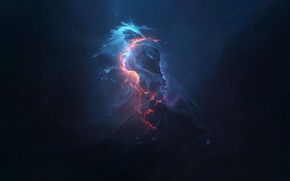 Picture Stars, Space, Nebula, Fantasy, Art, Stars, Space, Art, Fiction, Nebula, Fiction, StarkitecktDesigns, by StarkitecktDesigns, Atlantis …
