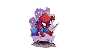 Picture Marvel, Spiderman, Derek Laufman
