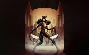 Picture Figure, Costume, Latex, Catwoman, Art, Batman, Cat woman, Figure, DC Comics, Catwoman, Selina Kyle, Selina …
