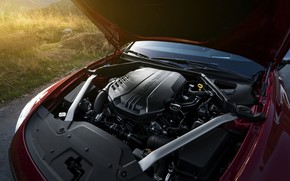 Picture engine, Kia, Stinger, Stinger GT