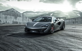 Picture McLaren, Light, Evening, Sight, Graphite, 570S