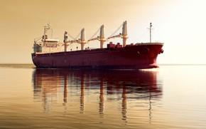 Picture sea, ship, boat
