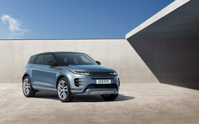 Picture Range Rover, Evoque, First Edition, 2019, R-Dynamic