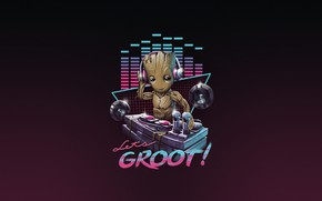 Picture Minimalism, Music, Art, Neon, Groot, 80's, Synth, Retrowave, Synthwave, New Retro Wave, Futuresynth, Sintav, Retrouve, …