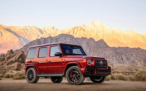 Picture Mercedes, AMG, G63, 2019, G-classe