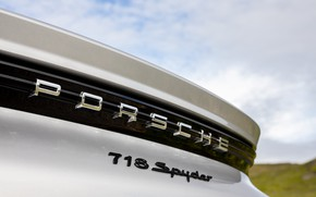 Picture Porsche, Spyder, Porsche 718, 2019, Porsche 718 ( 982 ) Spyder