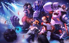 Picture characters, League of Legends, League Of Legends