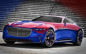 Picture color, tuning, Mercedes