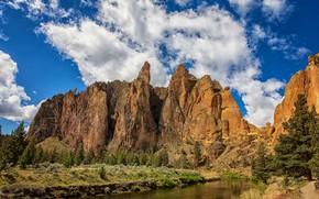Picture Nature, Mountains, Landscape