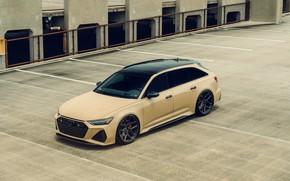 Picture Audi, Before, RS6, VAG, Cream