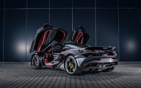Picture McLaren, door, supercar, 2018, Manhart, 720S, Carlex Design