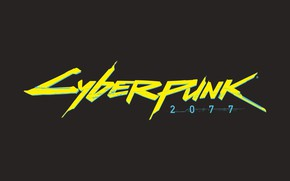 Wallpaper The game, Logo, Logo, CD Projekt RED, Cyberpunk 2077, Cyberpunk, Cyberpunk, Cyberpunk 2077, 2077, Video ...