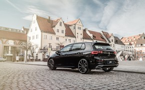 Picture Germany, Volkswagen, rear view, Golf, ABBOT, 2020