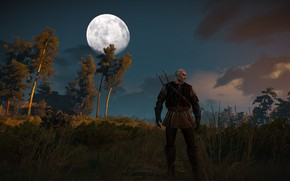 Picture Witcher, Witcher 3 Wild Hunt, Geralt from Rivia