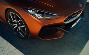 Picture BMW, before, Roadster, 2017, Z4 Concept