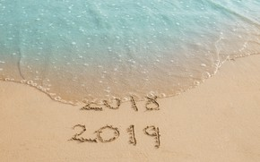 Picture sand, sea, wave, beach, summer, New Year, summer, new year, beach, sea, seascape, sand, wave, …