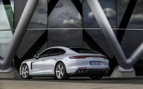 Picture Porsche, Panamera, 2021, full-size, Panamera 4S E-Hybrid