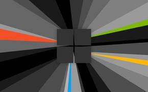 Picture Microsoft, windows, Radiant