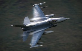 Picture weapons, F-16C, the plane