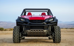 Picture Honda, front view, 2018, Rugged Open Air Vehicle Concept