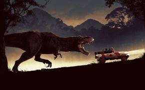 Picture Auto, Machine, Chase, Movie, Art, Art, The film, Auto, Fiction, Machine, Fiction, Scene, Transport, T-Rex, …