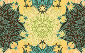 Picture background, pattern, ornament