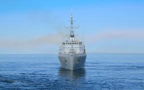 Picture ship, project 12700, mine, Яков Баляев