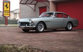 Picture Ferrari, Classic car, 250GT, Italian Cars