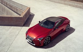 Picture Lexus, LC 500, 2019