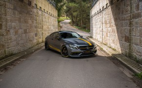 Picture Mercedes-Benz, AMG, C63, Manhart, Edition 1, 2017, C205, CR 700