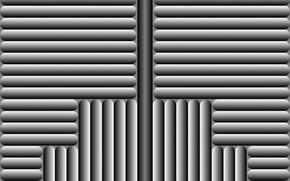 Picture strip, texture, gradients