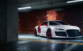 Picture supercar, Audi R8, tuning