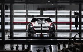 Picture Chevrolet, Camaro, front view, COPO, 2020, John Force Edition, SEMA 2019